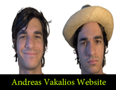 Andreas Vakalios' Website